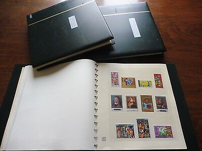 £££ Comores collection timbres stamps 3 volumes MNH** - HIGH CV 134 photos
