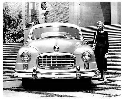 1950 Nash Airflyte Factory Photo uc0258