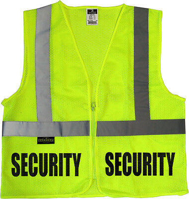 Security  Guard mesh vest, Event security vest, mall, school, safety, bouncer