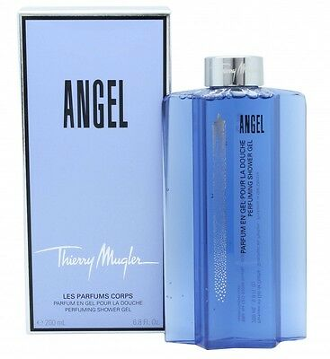 Thierry Mugler Angel Shower Gel - Women's For Her. New. Free Shipping