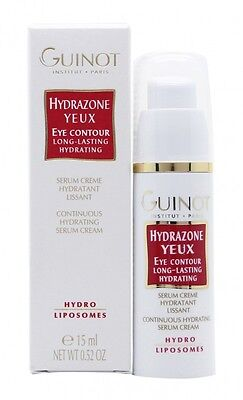 Guinot Hydrazone Yeux Eye Contour Long-Lasting Hydrating Hydro-Liposomes. New