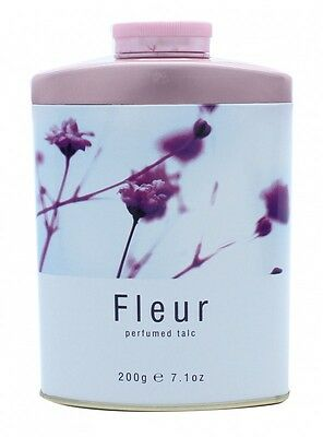 Mayfair Fleur Perfumed Talc - Women's For Her. New. Free Shipping