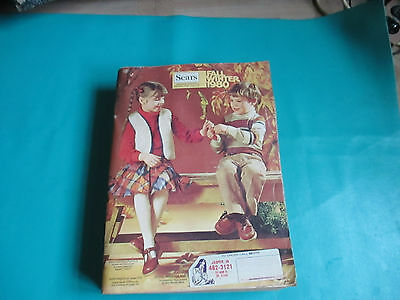 Vintage 1980 SEARS Fall Winter CATALOG 1718 pages