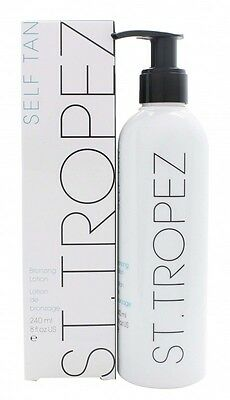 St Tropez. Self Tan Bronzing Lotion. New. Free Shipping