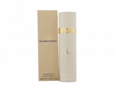 My Burberry Moisturising Body Mist - Women's For Her. New. Free Shipping