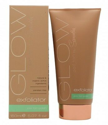Samantha Faiers Glow Self Tan Exfoliator - Women's For Her. New. Free Shipping