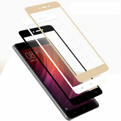 3D Full Tempered Glass Screen Protector for Xiaomi Redmi Note 4 4X pro note 5A