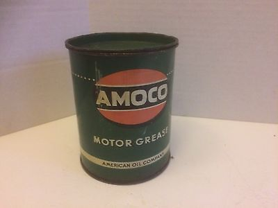 Vintage Amoco Motor Grease One Pound Can
