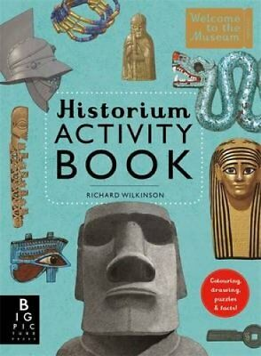 Historium Activity Book by Jo Nelson 9781783705429 (Paperback, 2016)