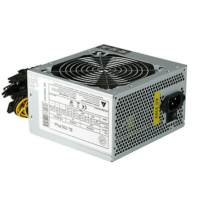 ATX 2.4 PC Netzteil Power Supply SL-700 Watt Effizienz 82+ Case Modding