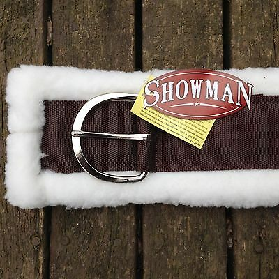 Showman 30 inch Fleece Super Girth Western Saddle Horse Cinch NEW HORSE TACK