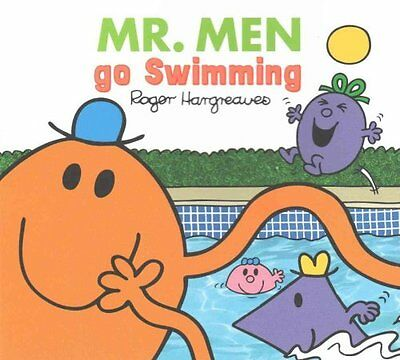 Mr Men Go Swimming 9781405278942 (Paperback, 2015)