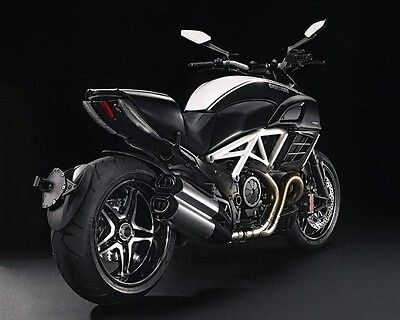 2012 Ducati Diavel AMG Motorcycle Factory Photo ca6547