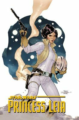 Star Wars: Princess Leia by Mark Waid 9780785193173 (Paperback, 2015)