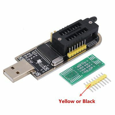 CH341A Series Burner Chip 24 EEPROM BIOS Writer 25 SPI LCD Flash USB Programmer