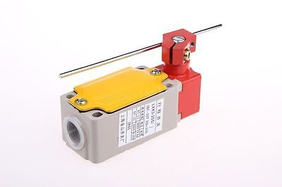 Rotating Lever Control Enclosed Limit Switch 0.8A 380VAC 0.15A 220VDC 1PCS