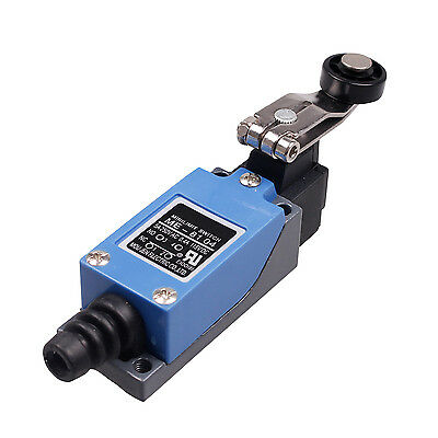 ME-8104 DPST Adjustable Roller Lever Actuator Momentary Enclosed Limit Switch