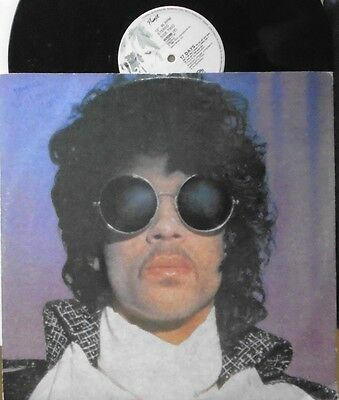 """PRINCE ~ When Doves Cry ~ 12"""" Single PS"""