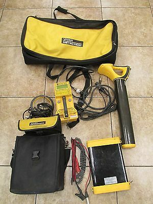 Vivax-Metrotech VLocPro2 Cable/Pipe Locator Utility Line Tracer RKI INSTRUMENTS