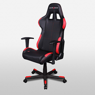 DXRACER Office Chair OH/FD99/NR Gaming Chair FNATIC Racing Computer Chairs