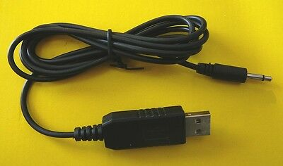 Flight Simulator Cable for Graupner HoTT MC16 MC20 MC32 FMS Simulator 6kanal