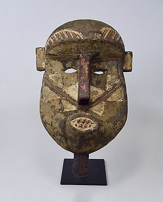 A Very Unique Old Bobo Fing Dance mask, African Tribal Art.