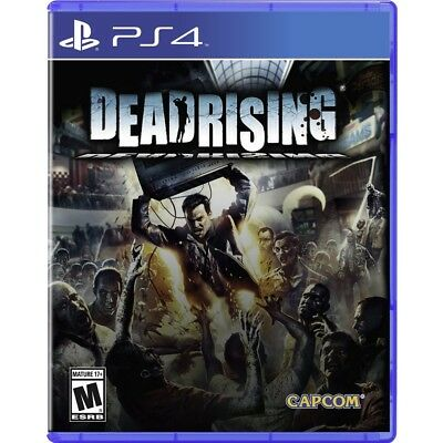 Dead Rising PS4 Game - Brand New!