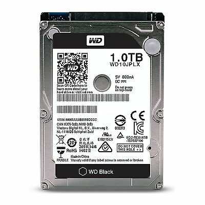 *NEW* Western Digital WD Black 7200 RPM WD10JP Hard Drive 2.5 1TB *STILL SEALED*
