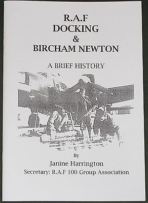 RAF DOCKING BIRCHAM NEWTON Norfolk Airfield History WW2 Squadron Coastal Command