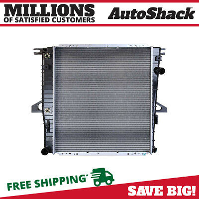 "Radiator For 01-12 Ford Ranger Mazda B2300 2.3L L4 1/"" Thick Direct Fit"