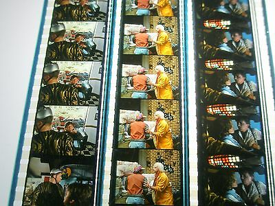 Back To The Future II -2-Rare - Unmounted 35mm Film Cells 6