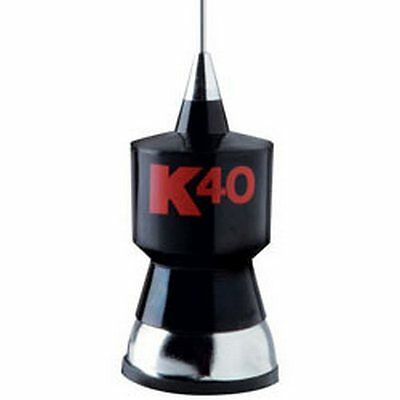 "K40 BK 57"" Trunk Lip Mount Antenna FASTEST SHIPPING"