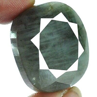 102.30Ct Natural Earth Mined Untreated Beryl Oval Faceted Gemstone Rare Huge