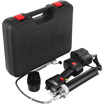 GREASE GUN CORDLESS RECHARGEABLE 18V LCD BATTERY 5.0 oz./min FLOELECTRIC