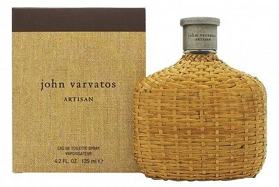 John Varvatos Artisan Eau De Toilette 125Ml Spray - Men's For Him. New