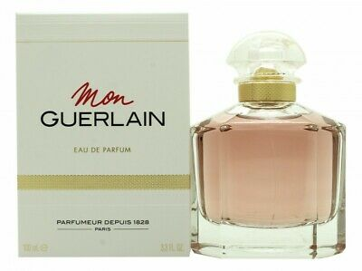 Guerlain Mon Guerlain Eau De Parfum 100Ml Spray - Women's For Her. New