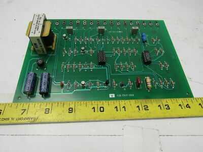 Fenner 12M03-113-02 8100-0562 Rev A Bi-Directional Output Circuit Board Card