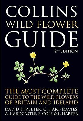 Collins Wild Flower Guide, Streeter, David, New condition, Book