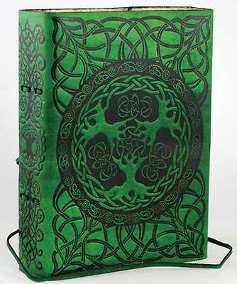 Green Tree of Life, River of Knowledge Book of Shadows, Journal, Diary!