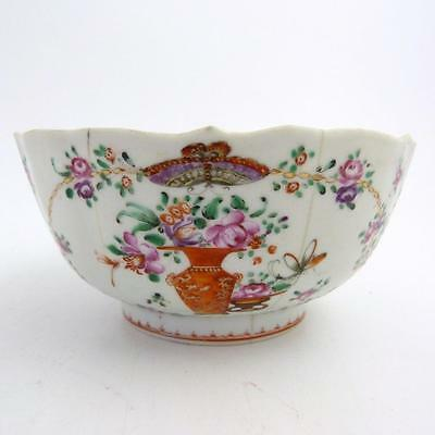 18Th Century Chinese Famille Rose Porcelain Bowl, Qianlong Period