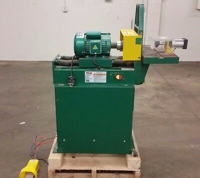 2015 Grizzly G4185 Horizontal Boring Machine w/G5953 3-Spindle Boring Head
