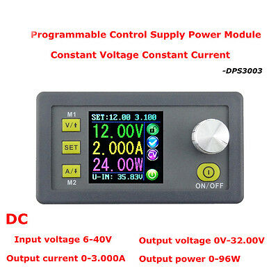 DPS3003 Constant Voltage Current Step-down Programmable Power Supply LCD
