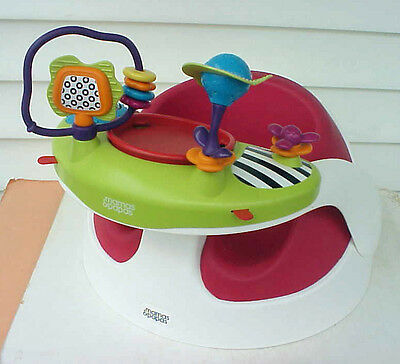 Mamas & Papas Baby Booster Seat with Interactive Tray