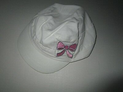 Children's Place Girl's Billed Hat-Size 3T/4T