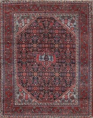 Great Deal Antique Traditional 5x6 Hossainabad Hamadan Persian Oriental Area Rug