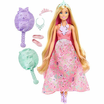 Barbie Dreamtopia Color Stylin Princess Doll 3 Color Change Styles New