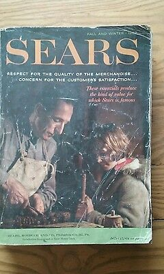 1962 Sears Roebuck Fall & Winter Catalog ~ 1515 Pages