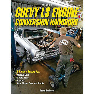 HP BOOKS 978-155788566-1 Chevy LS Engine Conversn Handbook