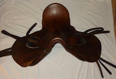 Syd Hill Suprema All Purpose Stock Saddle 17""