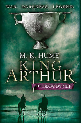 King Arthur: The Bloody Cup  BOOK NEW
